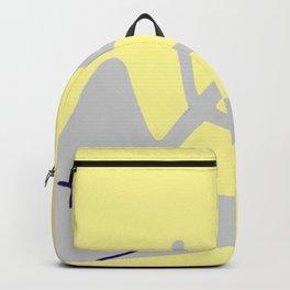 Fish bones Backpack