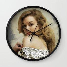 Emily I Wall Clock