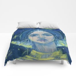 Hecate / Goddess of the Moon Comforters