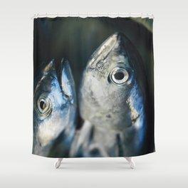 Tuna fish - still life - fine art - photo - print, high quality,macro, interior design, wall decor Shower Curtain