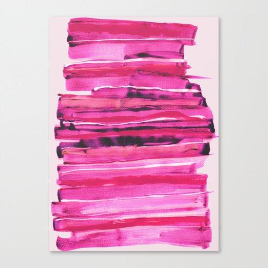 Stack III Canvas Print