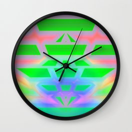 If hopes are falling through .. Wall Clock