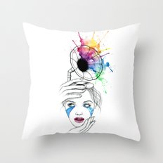 Music understands Throw Pillow