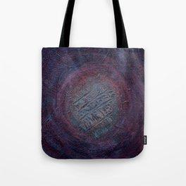 Traces 1 Tote Bag
