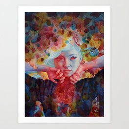 Nomi Art Print
