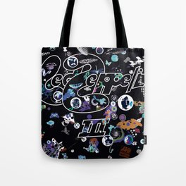 Zeppelin III Led (Deluxe Edition) by Zeppelin Tote Bag