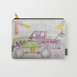 Featuring... Monster Truck Swamp Thing! Carry-All Pouch