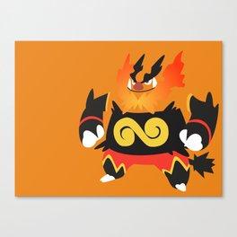 Emboar Canvas Print
