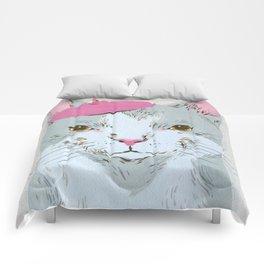 BERET CAT Comforters