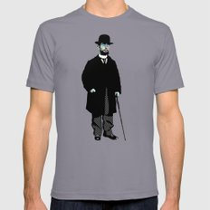 Toulouse Lautrec Slate SMALL Mens Fitted Tee