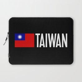 Taiwan: Taiwanese Flag & Taiwan Laptop Sleeve