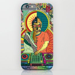Life of Buddha - 7. Enlightenment and teaching  iPhone Case