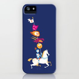 Lancelot iPhone Case