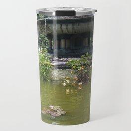 NYC Central park Bethesda fountain Travel Mug