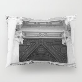 Saint Peters Basilica Photograph by Larry Simpson Pillow Sham