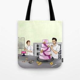 Baker Sterek Tote Bag