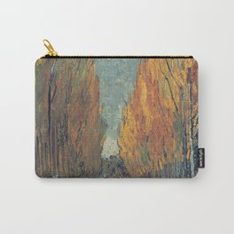 Vincent Van Gogh - Les Alyscamps Carry-All Pouch