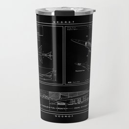 Republic AP 57 Inverted Schematic Travel Mug