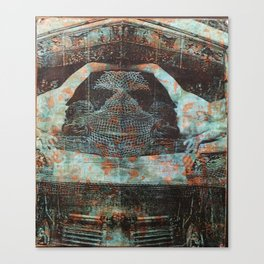 Reflective Solace Canvas Print