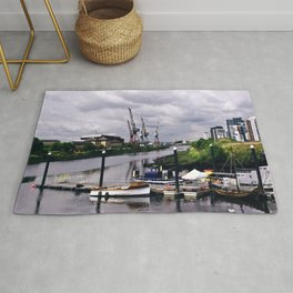 Slip Into The Clyde  Rug