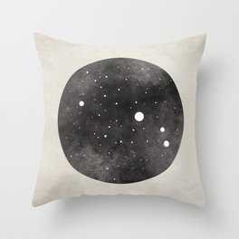 Aries Constellation Throw Pillow