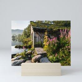 The Lakes Mini Art Print