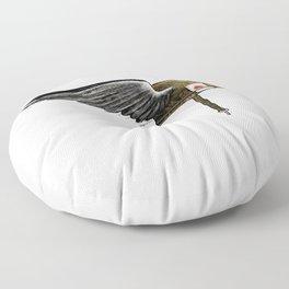 Winged M1 Floor Pillow