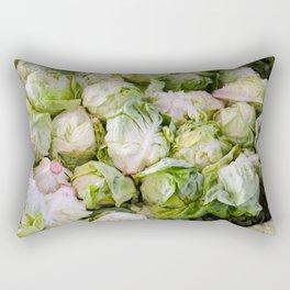 Iceberg Lettuce Rectangular Pillow
