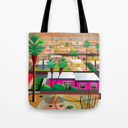 Twentynine Palms Tote Bag