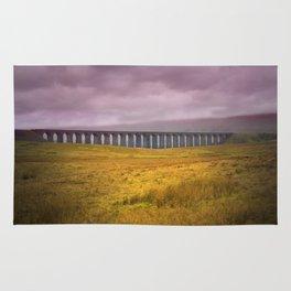 Ribblehead Viaduct Rug