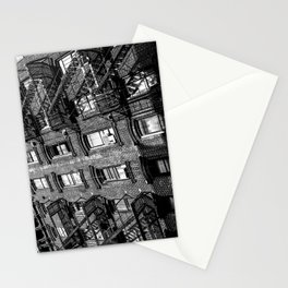 Manhattan Ladders Stationery Cards