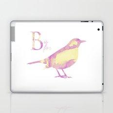 B is for Bird; Laptop & iPad Skin