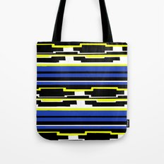 Blue Mexican Pattern Tote Bag