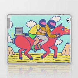pony motor Laptop & iPad Skin