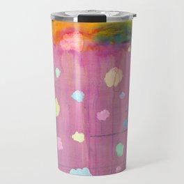 Cotton Candy Conundrum Travel Mug
