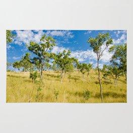 Savannah landscape Rug