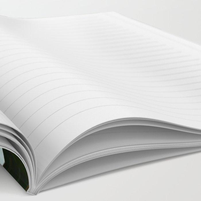 Palm Pattern Notebook