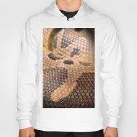 anaconda Hoodies featuring Anaconda by theGalary