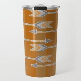 Arrow Rust Travel Mug
