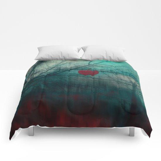 Strenght of Love Comforters