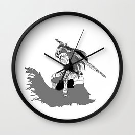 Artorias of the abyss Wall Clock