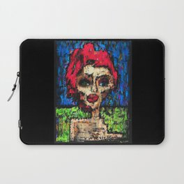 Ladee Grrdiver was a Sirviver (sik) Laptop Sleeve