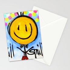 Still smiling... Stationery Cards