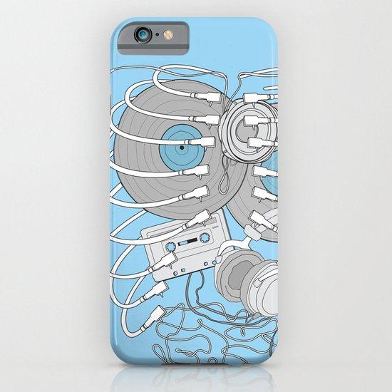 Internal Rhythm iPhone & iPod Case