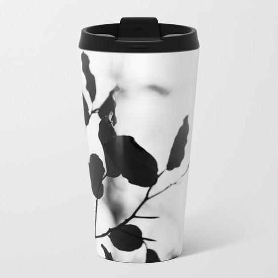 Silhouettes 1 Metal Travel Mug