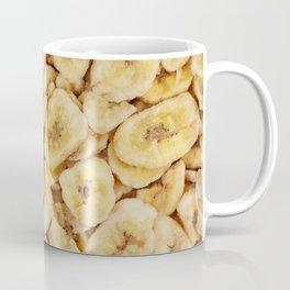 Healthy dried banana chips Coffee Mug