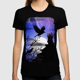 Raven's Haunted Castle T-shirt