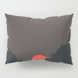 Vang Vieng Sunset (portrait) Pillow Sham
