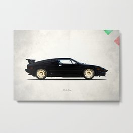 The Jalpa Metal Print
