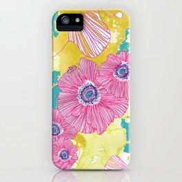 So long, petal. iPhone Case